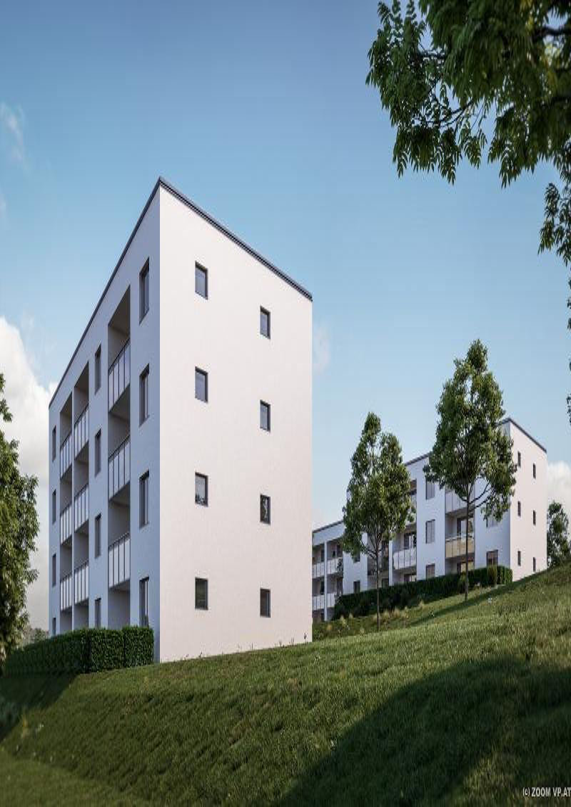 Immobilie von Styria Wohnbau in Rohr IX - Whg. Nr. I/E/1 inkl. 1 TG-Stellplatz, 4532 Rohr im Kremstal #1
