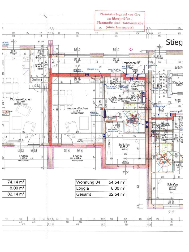 Immobilie von Styria Wohnbau in Rohr IX - Whg. Nr. II/2/15 inkl. 1 TG-Stellplatz, 4532 Rohr im Kremstal #3